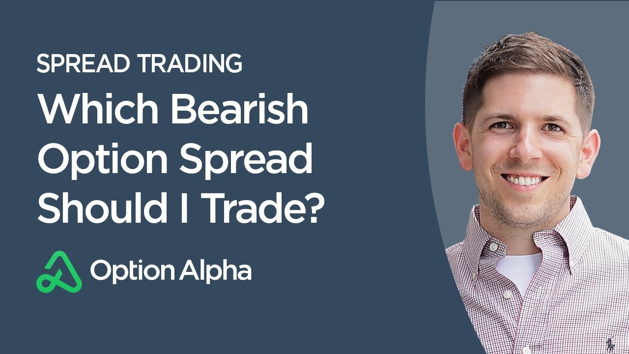 What is an option spread trade