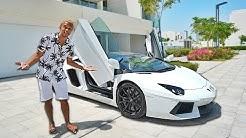 Mein neuer Lamborghini Aventador Roadster