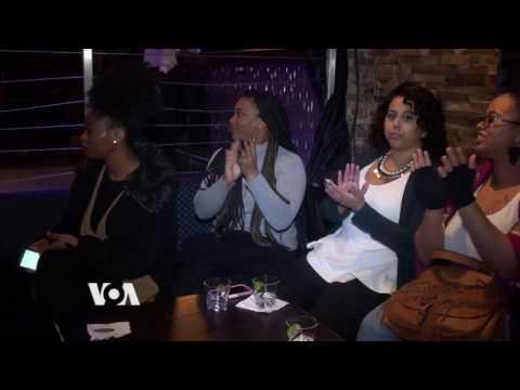 Chardelle Moore Host Afropolitan DC Blueprint Edition!