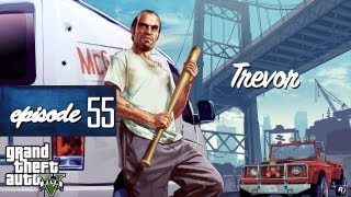 Grand Theft Auto 5 Walkthrough - Part 55 Let's Play PS3 GTAV Gameplay