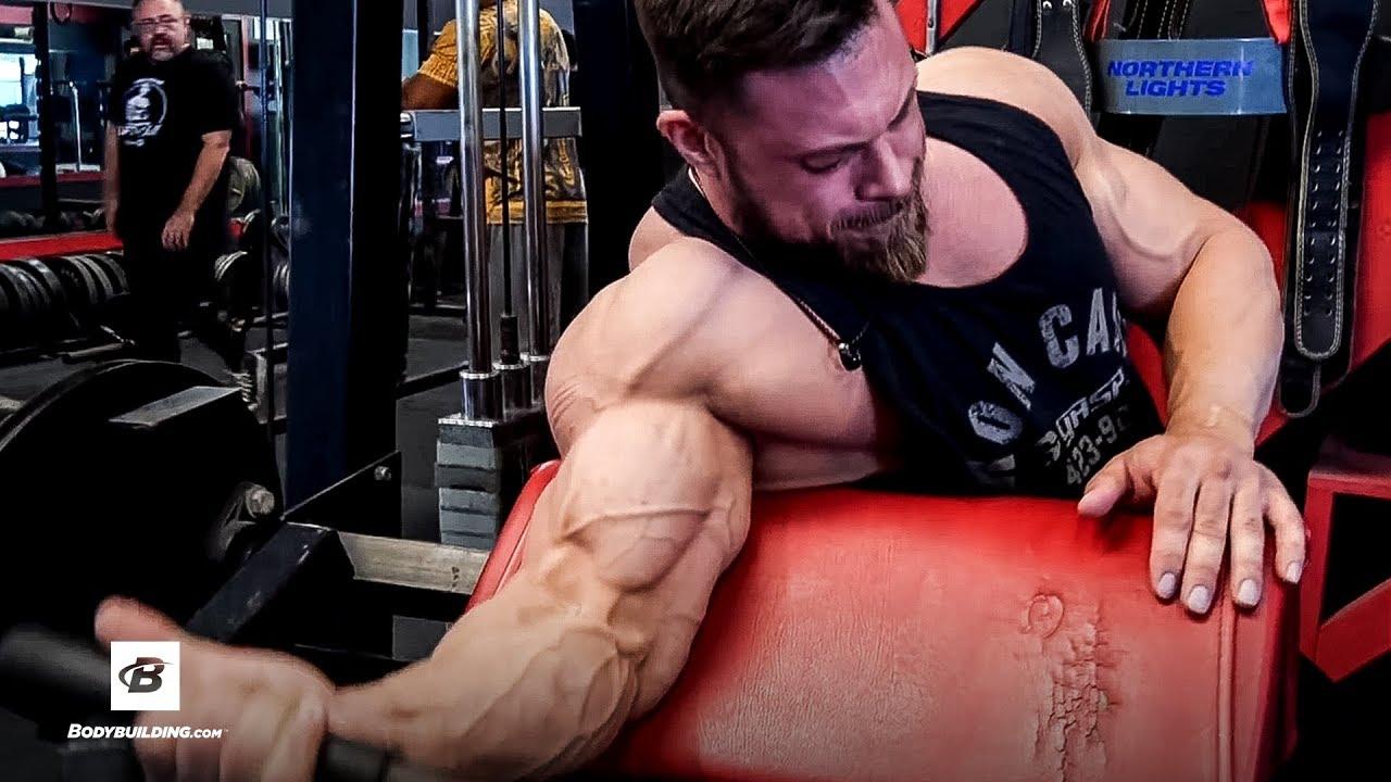 053e5f6392 Bodybuilding Arm Workout   Bryan Troianello - YouTube