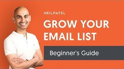 2 Ways to Grow Your Email List FAST (How I Captured 700,000 Emails)