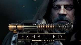 Lightsaber Collection 'Saberforge Exhalted' Saber thumbnail