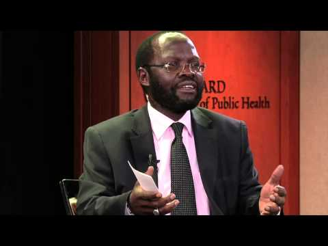 Lessons Learned as Minister of Health: Peter Anyang' Nyong'o