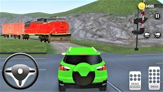 Parking Frenzy 3D india Simulator Cars SUV And Trains #40 - Best Android Gameplay