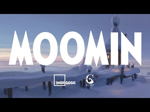 MOOMIN Indiegogo Pitch