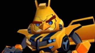 Angry birds transformers / jogos aleatórios