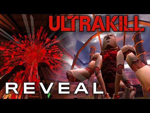 "New Blood Presents... ""ULTRAKILL"" (Reveal Trailer)"