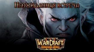 Warcraft 3 Shadow King прохождение. Неожиданная встреча