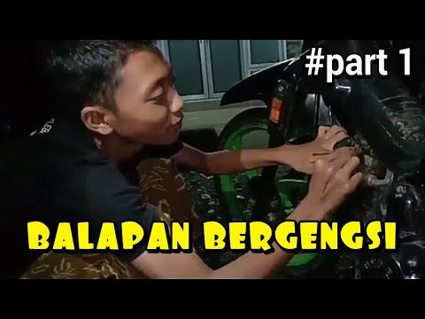 Balapan Bergengsi Part 1||#film Pendek Ngapak Pelumutan