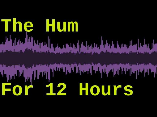 Have you heard the Hum? BC man investigates strange sound heard