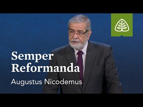 Augustus Lopes: Semper Reformanda