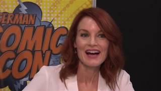 laura Leighton интервью