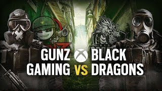 [BR] GUNZ GAMING vs. BLACK DRAGONS  | Play Day #1 | EliteSix S03 (XBOX)