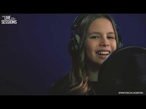 VA  Studio Sessions - Evgenia Radeva - Dear MrPresident Acoustic Cover