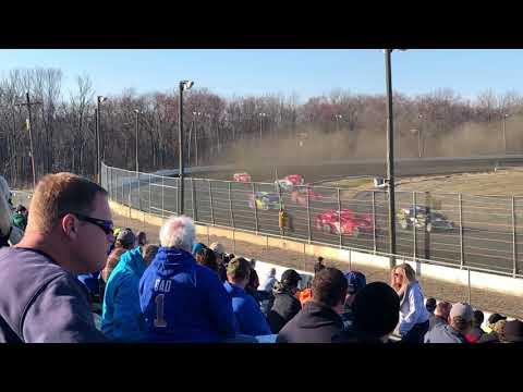 Bridgeport Speedway - 3/31/18 - Heat 2