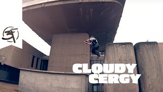 Cloudy Cergy - French Freerun Family