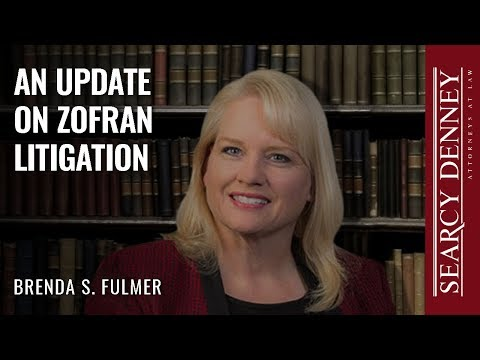 An Update on Zofran Litigation