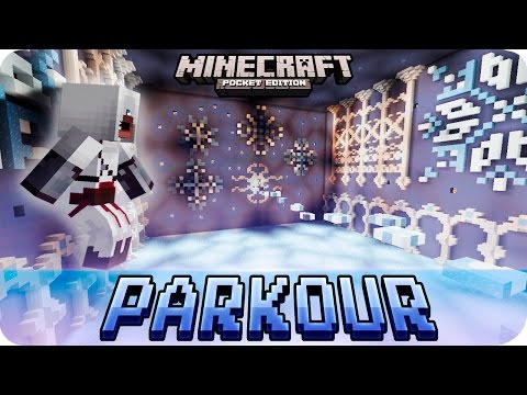 Minecraft PE Maps - Biome PARKOUR Map Download - iOS