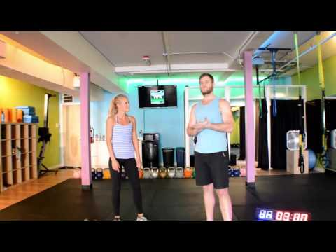HIIT No Equipment Travel Workout- From Seattle's#1 Fitness Studio