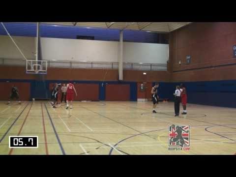 Josh Sharlow Wins the Game-BA London Leopards vs B...