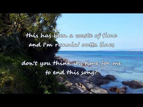 Brad Paisley - Me Neither (with Lyrics)