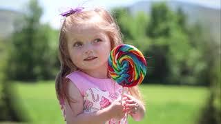 Clara Ray Morton Lollipop Birthday