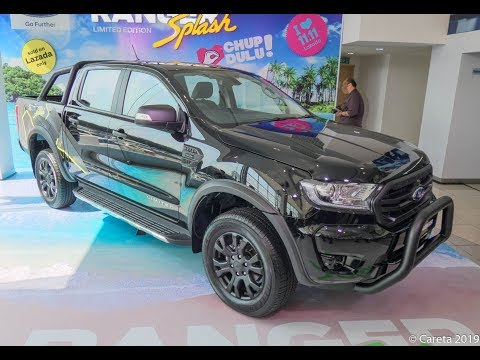 Beli Ford Ranger Splash Limited Edition 2019 dekat Lazada?