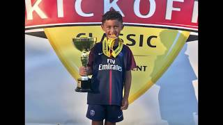 Best 6 year old soccer/football player in the world ! thumbnail