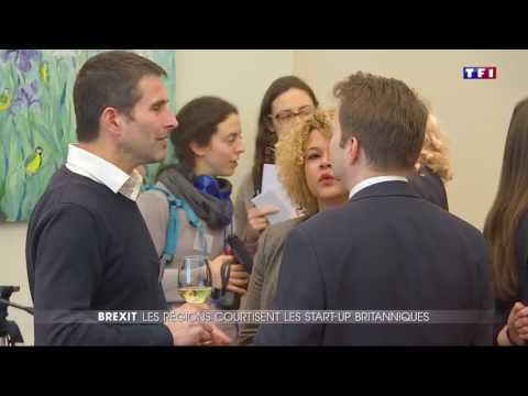 FrenchSquare au 20h... Brexit et nos regions