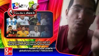 Mentiras de Brasil 2014 Copa Mundial de la FIFA