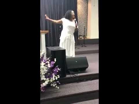 """Pastor Tamara Bennett """"Own Your Sonship"""" Pt. 2 (Clip 2) (11-5-17)"""