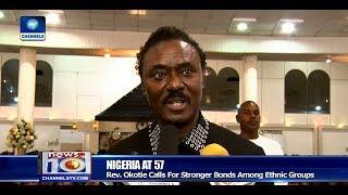 Nigeria@57: Chris Okotie Calls For Stronger Bonds Among Ethnic Groups