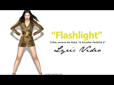 Jessie J - Flashlight (Lyric Video)