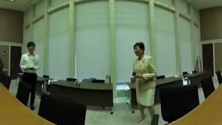 【小池知事の執務室紹介】ブレークタイム映像(360度動画)
