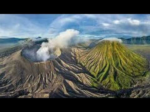 Agung volcano Drones, volcanoes and the computerisation of the Earth