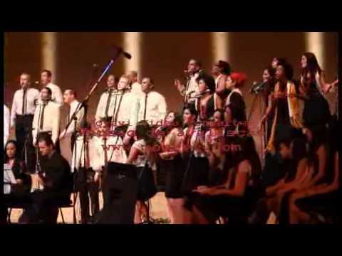 A VOLTA DA ASA BRANCA - Concerto do Vozes do Sertão
