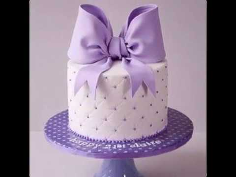 wedding cakes with bows and ribbon fondant bow ribbon cakes easy for beginners 25991