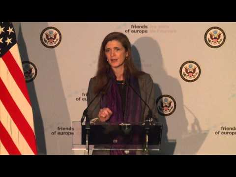 Remarks on Peacekeeping by the United States Ambassador to the United Nations Samantha Power