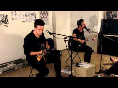 Glasvegas - Daddy's gone (acoustic)