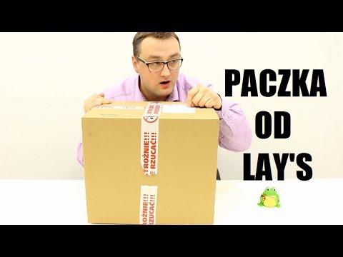 Finał 1000 paczek chipsów - Unboxing przesyłki od Lays