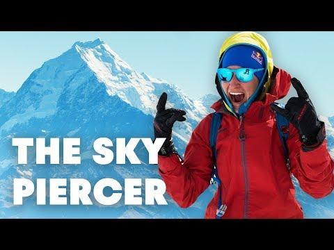 Freeskiing New Zealand's Highest Mountain | The Sky Piercer (Full Movie)