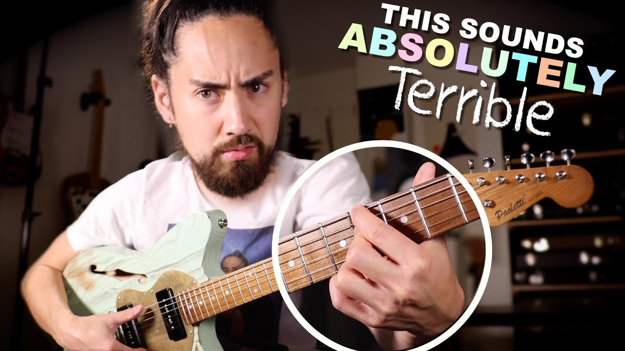How To Make The WORST Chords....Sound GREAT!