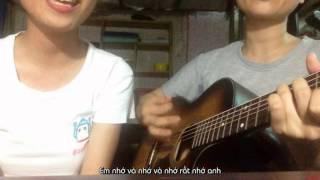 Em nhớ anh (Hao xiang ni) Guitar cover - Thu Uyên ft. Thanh Thảo