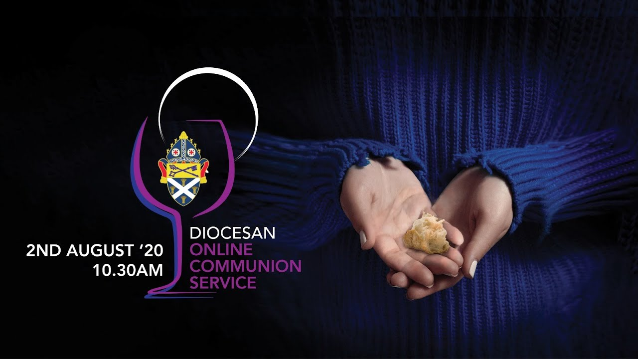 Diocesan Online Communion Service