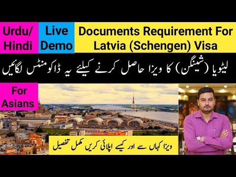 Latvia Visa Requirements   Latvia Visa From Pakistan   Latvia Visa From India   Latvia Visa Document