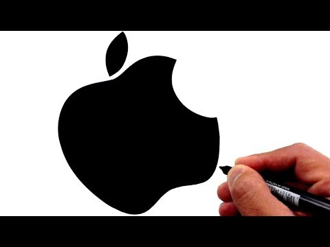 Watch 40 Famous Logo Drawings in 12 Minutes!