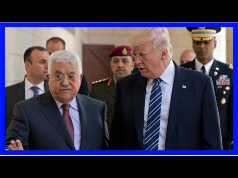 Trump admin keeps open plo's washington office in apparent attempt to steady middle east peace talks