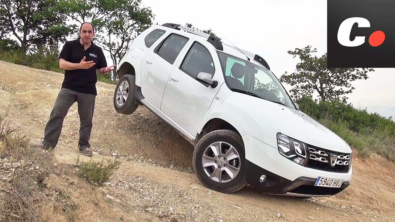 dacia duster suv renault duster prueba test review en espa ol youtube. Black Bedroom Furniture Sets. Home Design Ideas