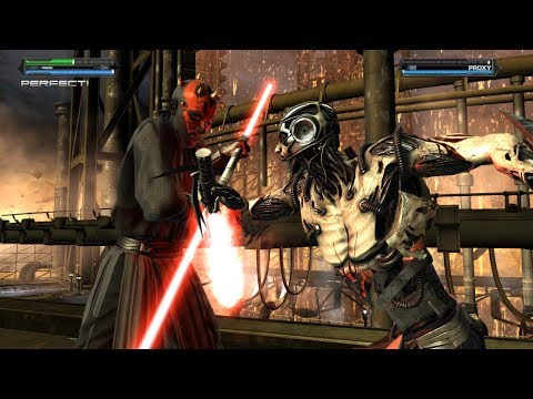 Star Wars: The Force Unleashed - Imperial Raxus Prime
